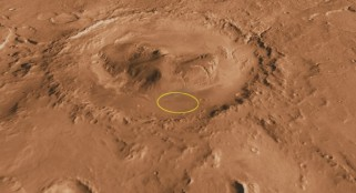 NASA's Mars Curiosity rover finds evidence of huge lake that could have support life