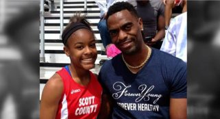 Daughter of Olympic sprinter, Tyson Gay, fatally shot