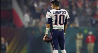 Julian Edelman compares Garoppolo to Rodgers