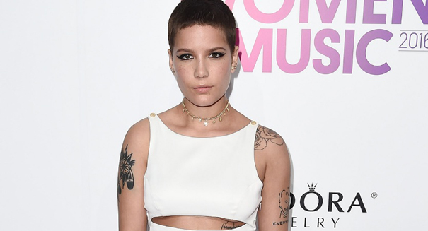Halsey opens up about endometriosis treatments