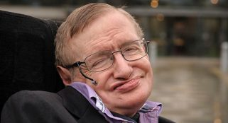 Professor Stephen Hawking to go to space with Virgin Atlantic
