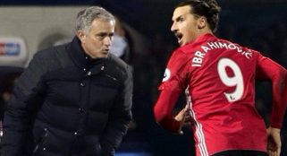 Mourinho praises Ibrahimovic after win at West Brom