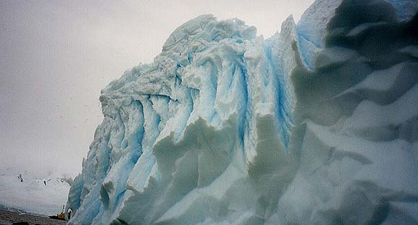 Mysterious object discovered beneath Antarctic