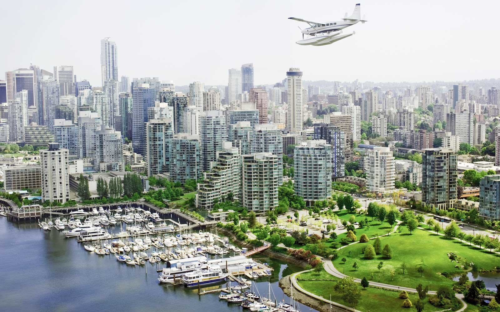 The Top Cities in Canada