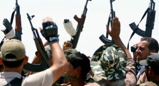Iraqi and Kurdish forces clash at Kirkuk