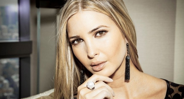 Ivanka Trump focused on empowering women