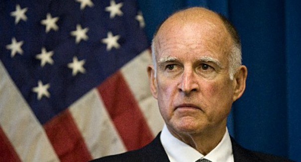 California Gov. Jerry Brown says Democratic Party should be open to anti-abortion candidates