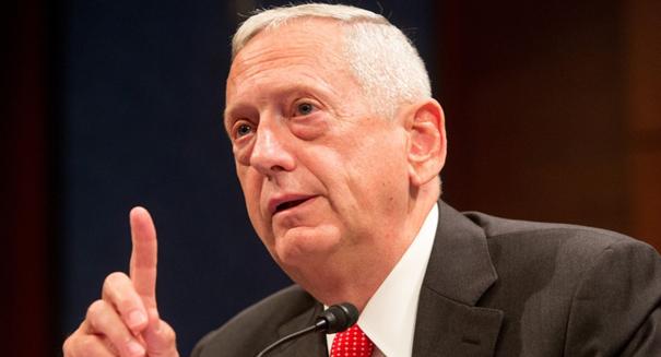 Defense Secretary Mattis says transgender troops can serve, pending study