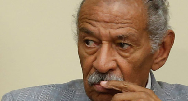 John Conyers resigns from Congress amid sexual misconduct claims