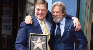 John Goodman awarded a star on the Hollywood Walk of Fame