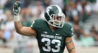 Jon Reschke to leave Michigan State football