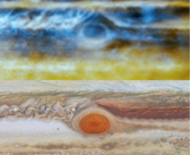 Juno spacecraft set to fly over Jupiter's Great Red Spot