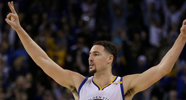 Klay Thompson scores 60 in Warriors win over Pacers
