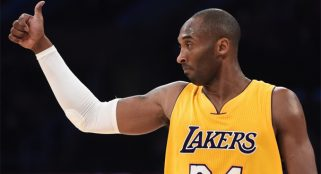 Kobe Bryant turns back the hands of time