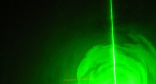 NASA launch tests new �space lasers�