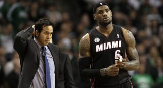 Heat co-owner says Lebron James tried to get Eric Spoelstra fired