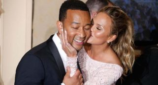 Chrissy Teigen and John Legend expecting second child together