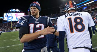 Manning brothers have frustrated Tom Brady his entire career