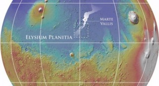 Researchers create high resolution map of Martian surface