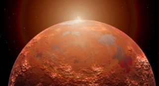 Signs of life: NASA to send new probe to Mars for study of planet's interior