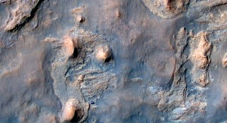 Mars selfie: Curiosity spotted from orbit by Mars probe