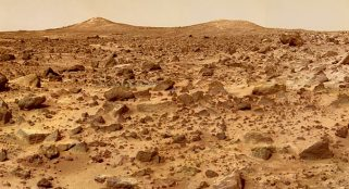 NASA researching radiation protection for future Mars astronauts