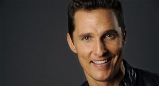 McConaughey says his future self is his hero