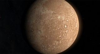 Mercury may have once harbored a massive ocean of magma, say scientists