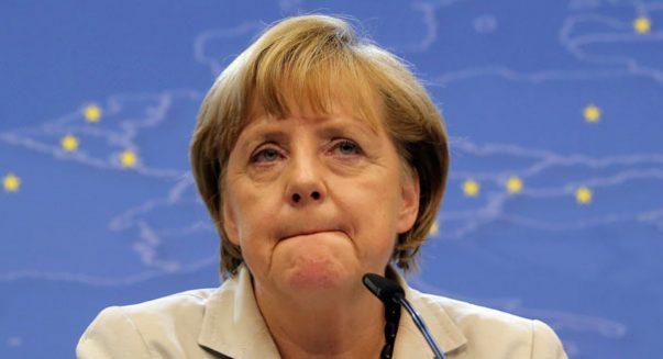 UK owes EU money over Brexit, says German prime minister