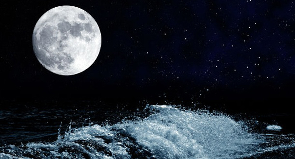Scientists create map of water on the Moon
