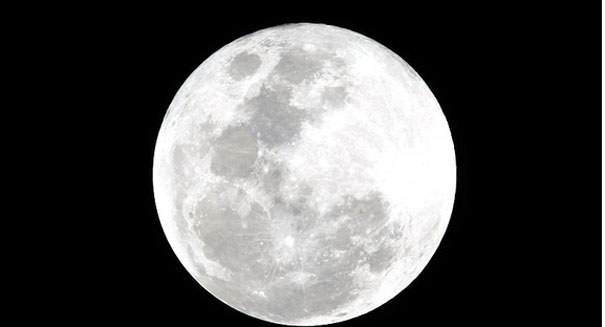 Moon wetter than previously thought