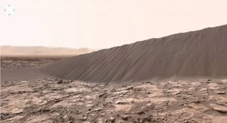 Mars Curiosity rover captures stunning 360-degree panorama