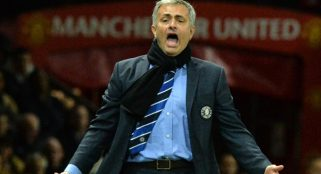 Jose Mourinho's signing with Man United causes whirlwind reactions