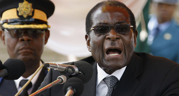 Zimbabwe military coup overthrows Mugabe