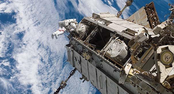 NASA and NOAA satellites follow Hurricane Maria from space