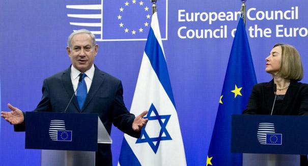 Benjamin Netanyahu visits the White House