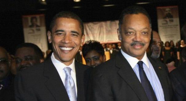 Barack Obama vs. Jesse Jackson