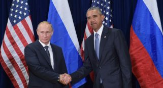 Putin says Obama aiming to undermine Trump presidency