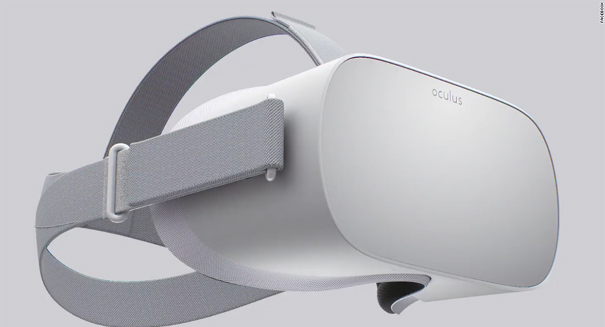 Facebook hopes Oculus Go headset will get more people interested in virtual reality