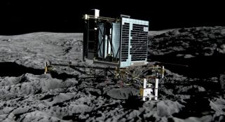 It's official: Goodbye, Philae