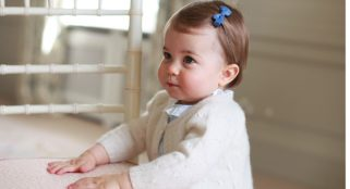 Fairy tale Christmas in store for Princess Charlotte