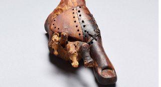 3,000-year-old prosthetic toe is amazing