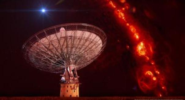Scientists stumped by mysterious pattern of radio signals from distant galaxy