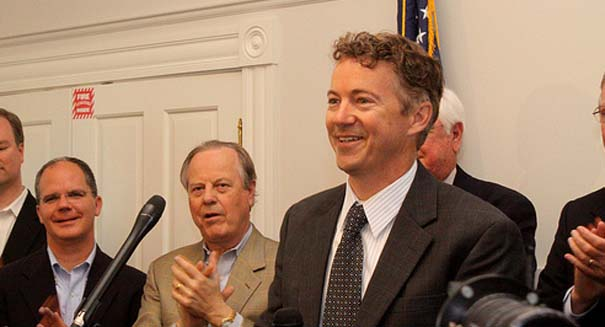 Sen. Rand Paul changes tune on opposition to health-care bill