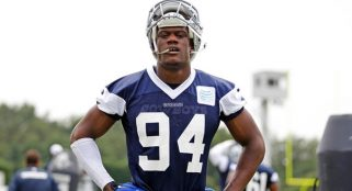 Randy Gregory suspended one year