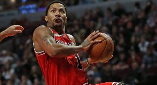 Derrick Rose disappearance continues to be a mystery