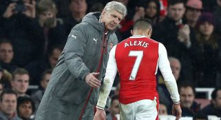 Wenger apologizes for sendoff vs Burnley