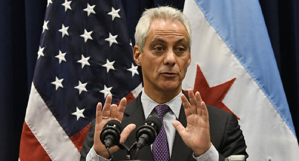 Chicago sues Justice Department over sanctuary cities policy