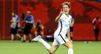 U.S. Women's National soccer Team sues U.S. Soccer for gender discrimination