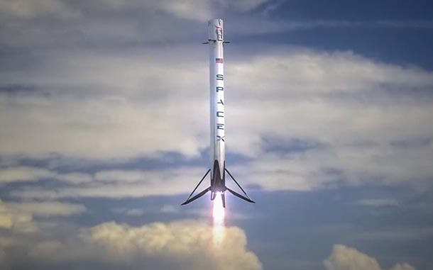 SpaceX successfully launches 12th resupply mission